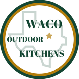 Waco outdoor kitchens logo